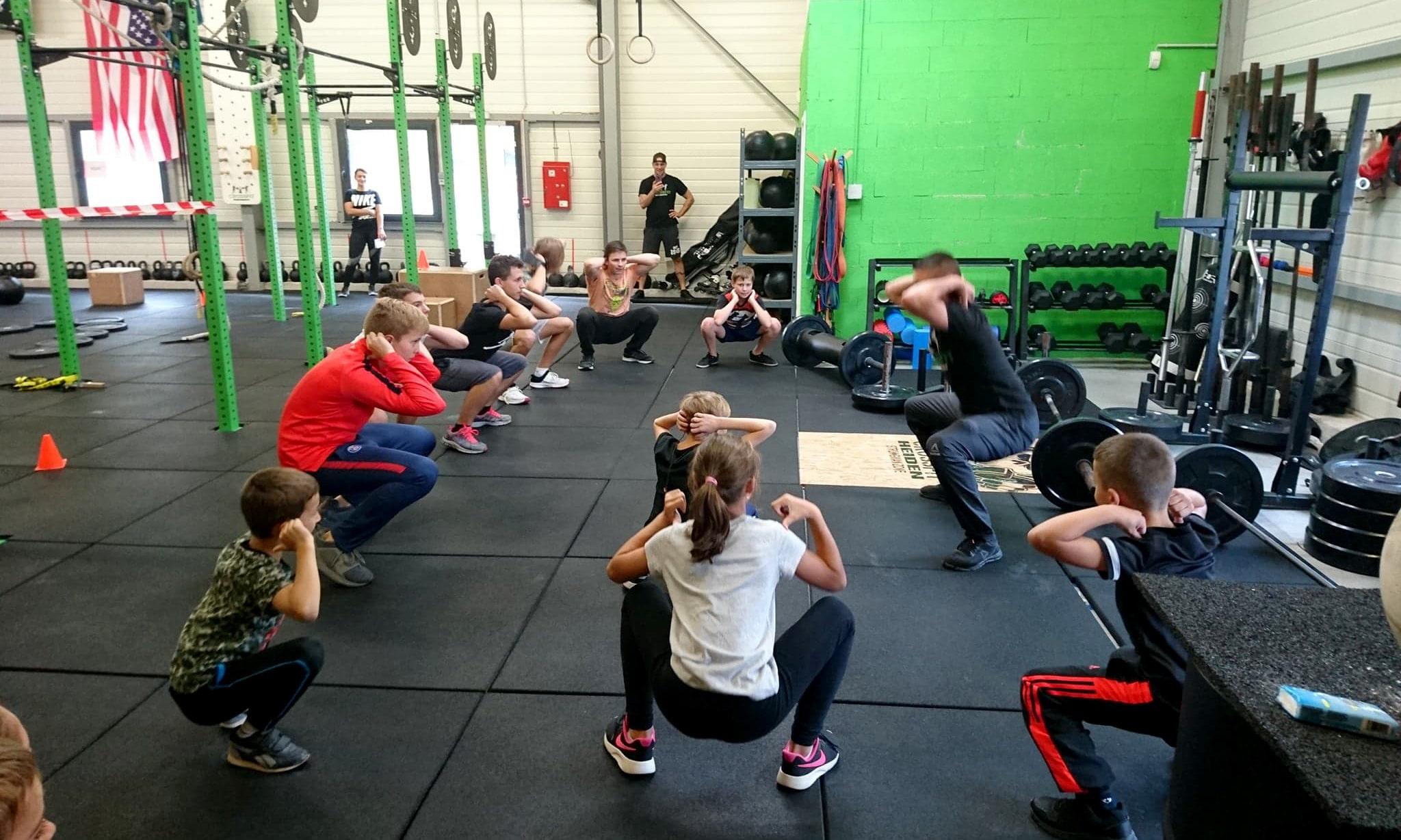 Crossfit Kids - Wittelsheim - Haut Rhin